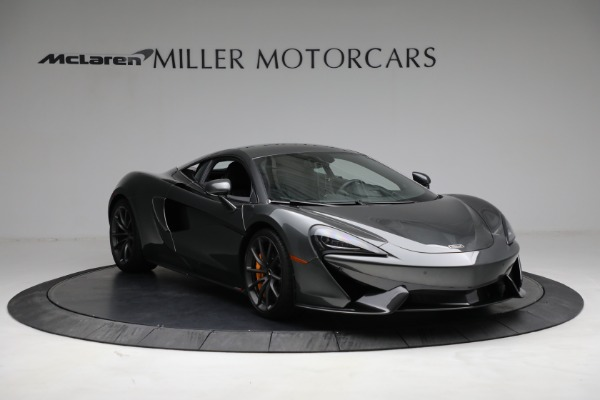 Used 2020 McLaren 570S for sale Call for price at Pagani of Greenwich in Greenwich CT 06830 11