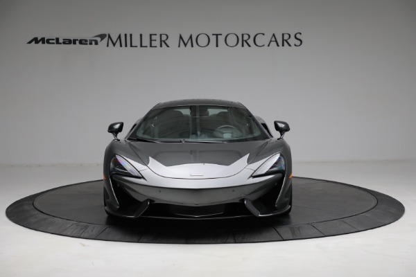 Used 2020 McLaren 570S for sale Call for price at Pagani of Greenwich in Greenwich CT 06830 12