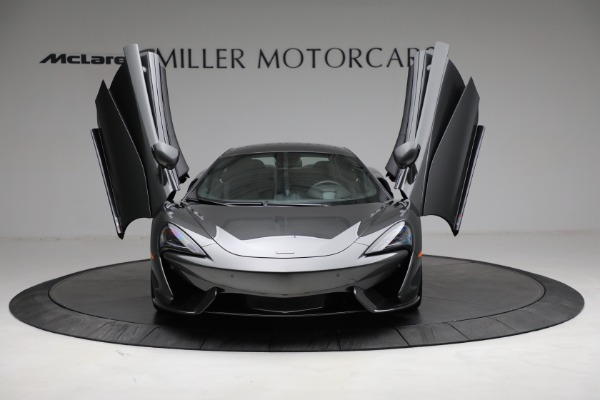 Used 2020 McLaren 570S for sale Call for price at Pagani of Greenwich in Greenwich CT 06830 13