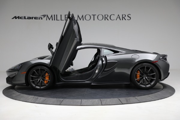 Used 2020 McLaren 570S for sale Call for price at Pagani of Greenwich in Greenwich CT 06830 14