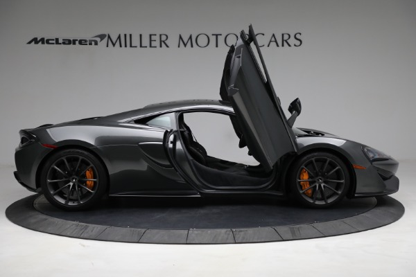 Used 2020 McLaren 570S for sale Call for price at Pagani of Greenwich in Greenwich CT 06830 18