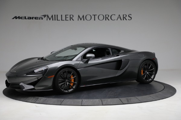 Used 2020 McLaren 570S for sale Call for price at Pagani of Greenwich in Greenwich CT 06830 2