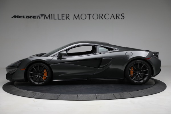 Used 2020 McLaren 570S for sale Call for price at Pagani of Greenwich in Greenwich CT 06830 3