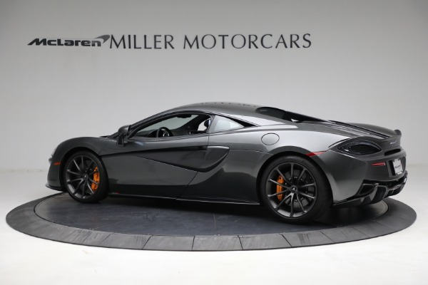Used 2020 McLaren 570S for sale Call for price at Pagani of Greenwich in Greenwich CT 06830 4