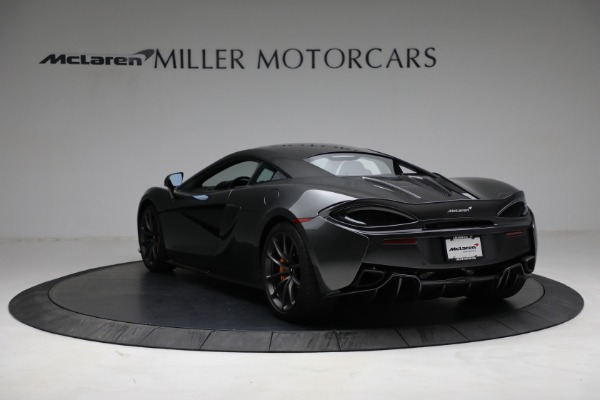 Used 2020 McLaren 570S for sale Call for price at Pagani of Greenwich in Greenwich CT 06830 5