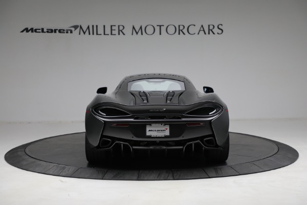 Used 2020 McLaren 570S for sale Call for price at Pagani of Greenwich in Greenwich CT 06830 6