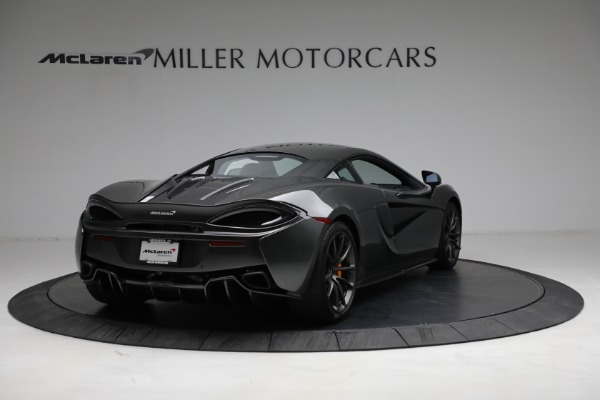 Used 2020 McLaren 570S for sale Call for price at Pagani of Greenwich in Greenwich CT 06830 7