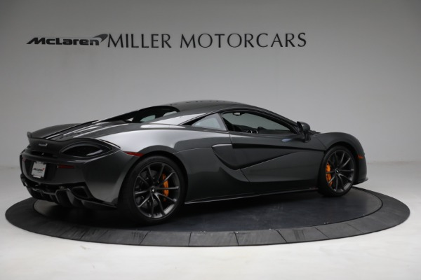 Used 2020 McLaren 570S for sale Call for price at Pagani of Greenwich in Greenwich CT 06830 8
