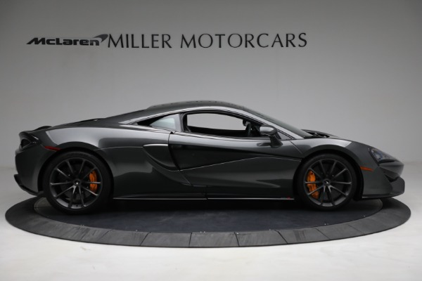 Used 2020 McLaren 570S for sale Call for price at Pagani of Greenwich in Greenwich CT 06830 9