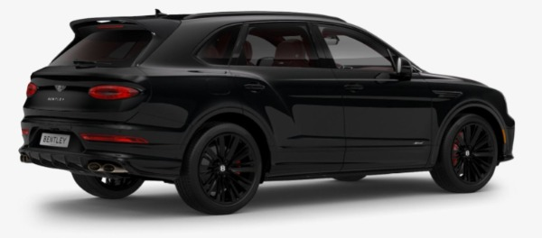 New 2021 Bentley Bentayga Speed for sale Call for price at Pagani of Greenwich in Greenwich CT 06830 3