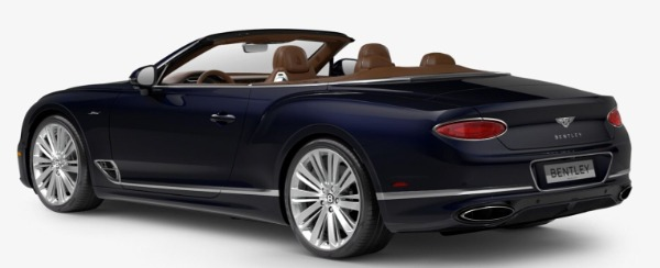 New 2022 Bentley Continental GT Speed for sale Call for price at Pagani of Greenwich in Greenwich CT 06830 3