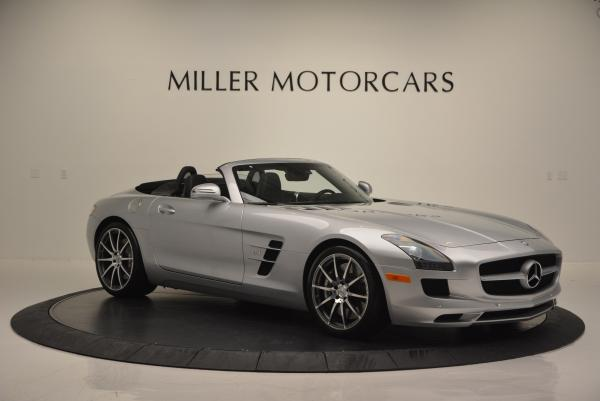 Used 2012 Mercedes Benz SLS AMG for sale Sold at Pagani of Greenwich in Greenwich CT 06830 10