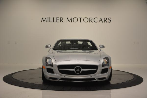 Used 2012 Mercedes Benz SLS AMG for sale Sold at Pagani of Greenwich in Greenwich CT 06830 12