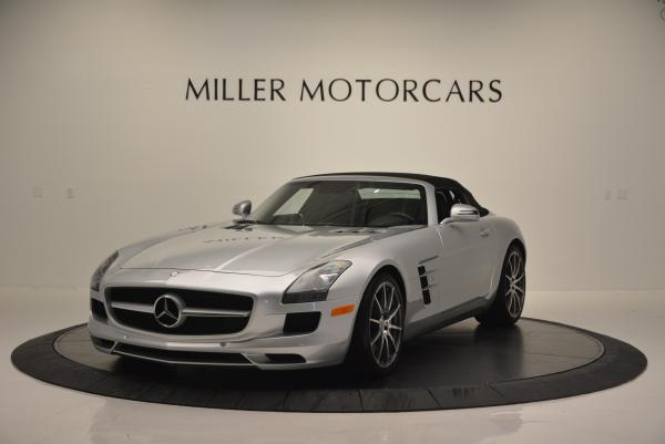 Used 2012 Mercedes Benz SLS AMG for sale Sold at Pagani of Greenwich in Greenwich CT 06830 13