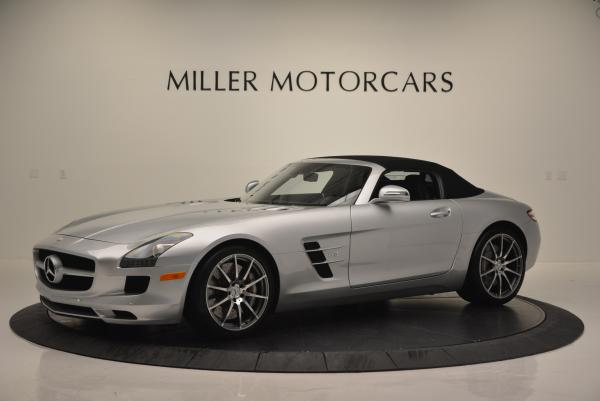 Used 2012 Mercedes Benz SLS AMG for sale Sold at Pagani of Greenwich in Greenwich CT 06830 14