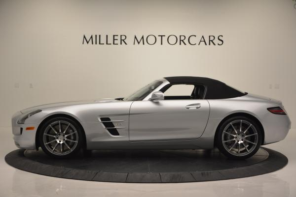 Used 2012 Mercedes Benz SLS AMG for sale Sold at Pagani of Greenwich in Greenwich CT 06830 15