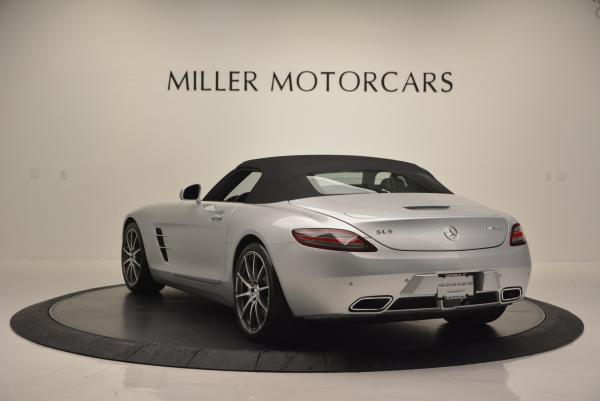 Used 2012 Mercedes Benz SLS AMG for sale Sold at Pagani of Greenwich in Greenwich CT 06830 16