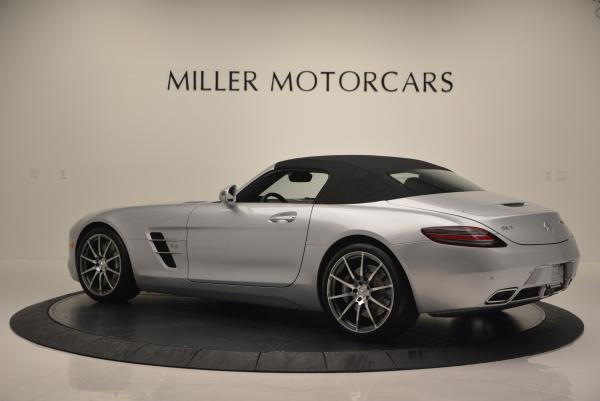 Used 2012 Mercedes Benz SLS AMG for sale Sold at Pagani of Greenwich in Greenwich CT 06830 17