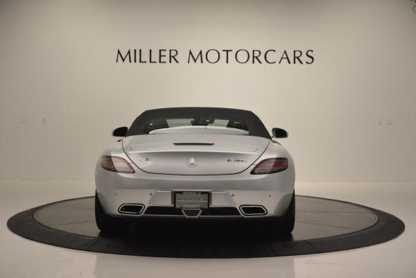 Used 2012 Mercedes Benz SLS AMG for sale Sold at Pagani of Greenwich in Greenwich CT 06830 18