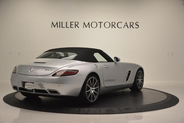 Used 2012 Mercedes Benz SLS AMG for sale Sold at Pagani of Greenwich in Greenwich CT 06830 19
