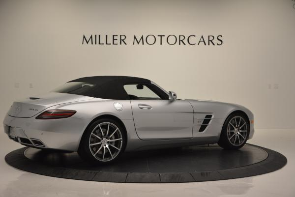 Used 2012 Mercedes Benz SLS AMG for sale Sold at Pagani of Greenwich in Greenwich CT 06830 20