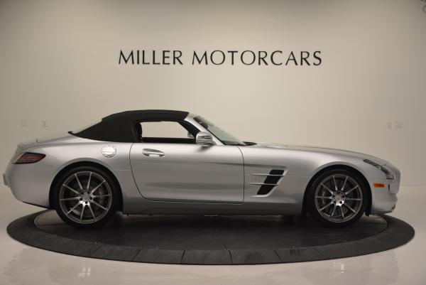 Used 2012 Mercedes Benz SLS AMG for sale Sold at Pagani of Greenwich in Greenwich CT 06830 21