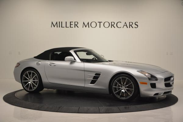 Used 2012 Mercedes Benz SLS AMG for sale Sold at Pagani of Greenwich in Greenwich CT 06830 22