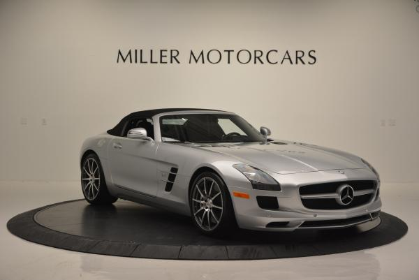 Used 2012 Mercedes Benz SLS AMG for sale Sold at Pagani of Greenwich in Greenwich CT 06830 23