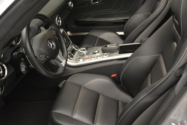 Used 2012 Mercedes Benz SLS AMG for sale Sold at Pagani of Greenwich in Greenwich CT 06830 25