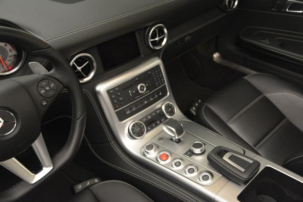 Used 2012 Mercedes Benz SLS AMG for sale Sold at Pagani of Greenwich in Greenwich CT 06830 27