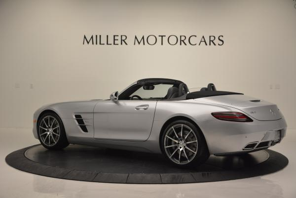 Used 2012 Mercedes Benz SLS AMG for sale Sold at Pagani of Greenwich in Greenwich CT 06830 4