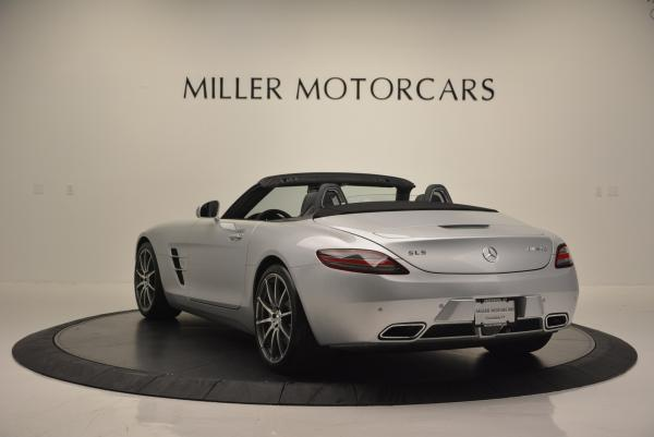 Used 2012 Mercedes Benz SLS AMG for sale Sold at Pagani of Greenwich in Greenwich CT 06830 5