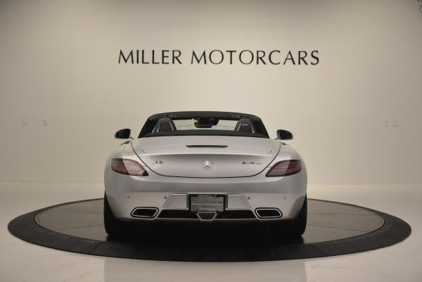 Used 2012 Mercedes Benz SLS AMG for sale Sold at Pagani of Greenwich in Greenwich CT 06830 6