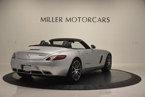 Used 2012 Mercedes Benz SLS AMG for sale Sold at Pagani of Greenwich in Greenwich CT 06830 7