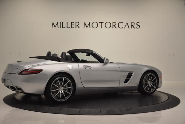Used 2012 Mercedes Benz SLS AMG for sale Sold at Pagani of Greenwich in Greenwich CT 06830 8