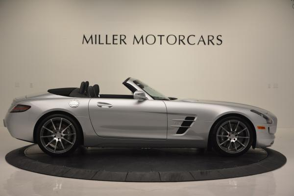 Used 2012 Mercedes Benz SLS AMG for sale Sold at Pagani of Greenwich in Greenwich CT 06830 9