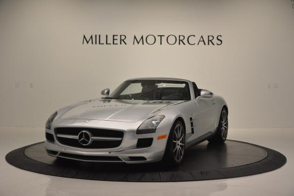 Used 2012 Mercedes Benz SLS AMG for sale Sold at Pagani of Greenwich in Greenwich CT 06830 1