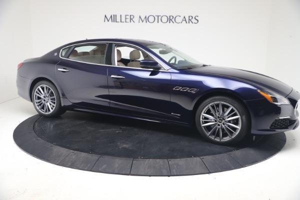 New 2021 Maserati Quattroporte S Q4 GranLusso for sale $126,149 at Pagani of Greenwich in Greenwich CT 06830 10
