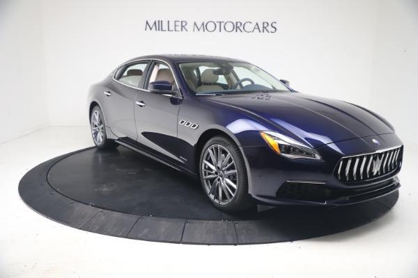 New 2021 Maserati Quattroporte S Q4 GranLusso for sale $126,149 at Pagani of Greenwich in Greenwich CT 06830 11
