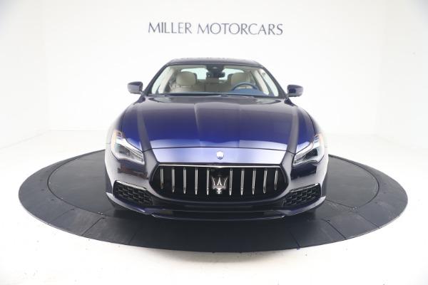New 2021 Maserati Quattroporte S Q4 GranLusso for sale $126,149 at Pagani of Greenwich in Greenwich CT 06830 12