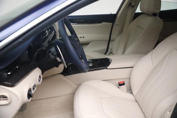 New 2021 Maserati Quattroporte S Q4 GranLusso for sale $126,149 at Pagani of Greenwich in Greenwich CT 06830 14
