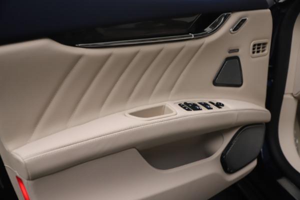 New 2021 Maserati Quattroporte S Q4 GranLusso for sale $126,149 at Pagani of Greenwich in Greenwich CT 06830 16