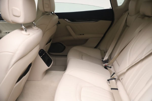 New 2021 Maserati Quattroporte S Q4 GranLusso for sale $126,149 at Pagani of Greenwich in Greenwich CT 06830 17