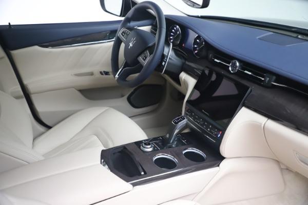 New 2021 Maserati Quattroporte S Q4 GranLusso for sale $126,149 at Pagani of Greenwich in Greenwich CT 06830 18
