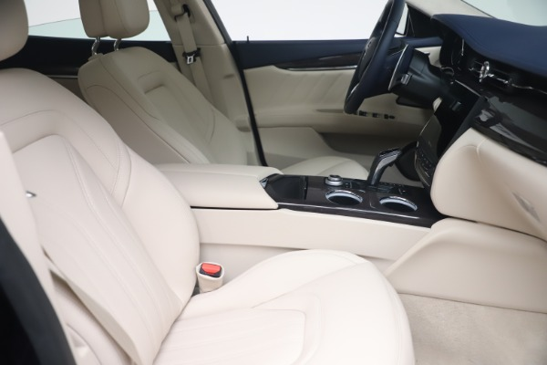 New 2021 Maserati Quattroporte S Q4 GranLusso for sale $126,149 at Pagani of Greenwich in Greenwich CT 06830 19