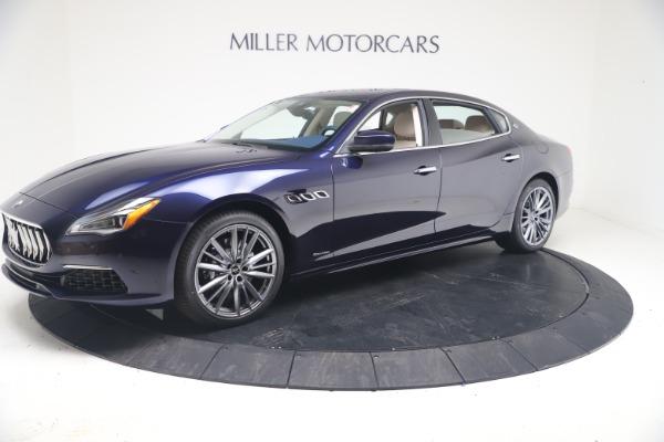 New 2021 Maserati Quattroporte S Q4 GranLusso for sale $126,149 at Pagani of Greenwich in Greenwich CT 06830 2