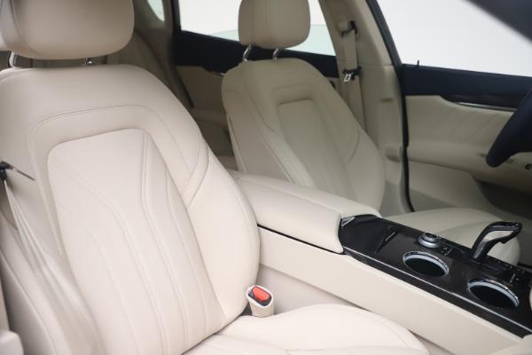 New 2021 Maserati Quattroporte S Q4 GranLusso for sale $126,149 at Pagani of Greenwich in Greenwich CT 06830 20