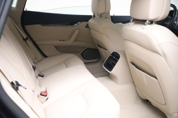 New 2021 Maserati Quattroporte S Q4 GranLusso for sale $126,149 at Pagani of Greenwich in Greenwich CT 06830 21