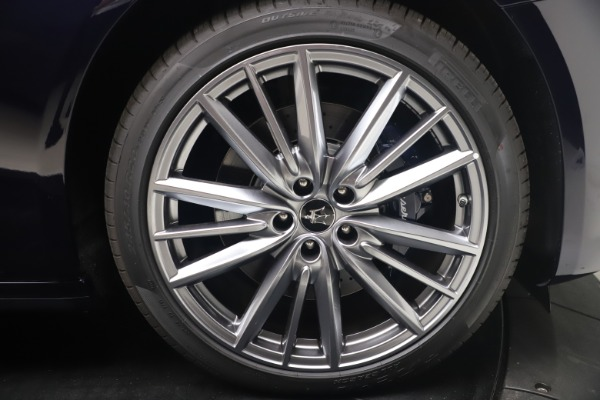 New 2021 Maserati Quattroporte S Q4 GranLusso for sale $126,149 at Pagani of Greenwich in Greenwich CT 06830 23