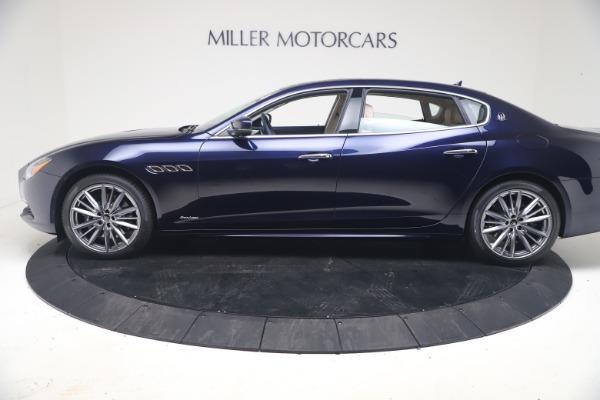 New 2021 Maserati Quattroporte S Q4 GranLusso for sale $126,149 at Pagani of Greenwich in Greenwich CT 06830 3